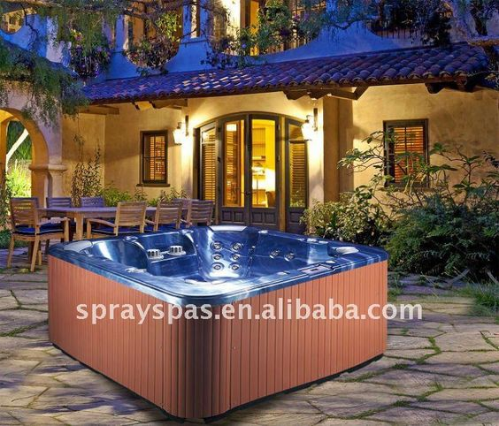 SAA and CE Certification hottub swimming pool pruduct