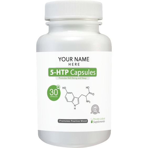 Private Label 5-HTP Capsules - Contract Manufacturers