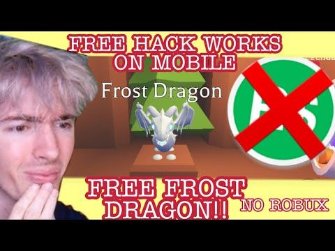 Read Description How To Get Free Frost Dragon In Adopt Me
