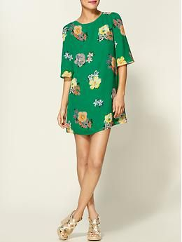 Romantic Mini Dress  by Boundary & Co.