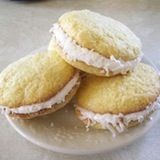 Coconut Whoopie Pies from Instructables