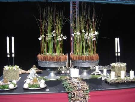 Event zum Advent - Blumengrossmarkt Hamburg