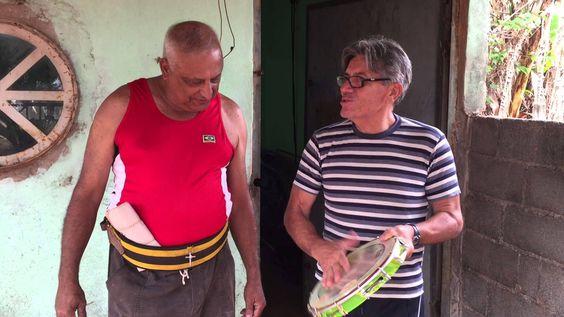 Capoeira Mestres Dom Ivan, Clodoaldo, e Polêmico. Núcleo Rural Lago Oest...