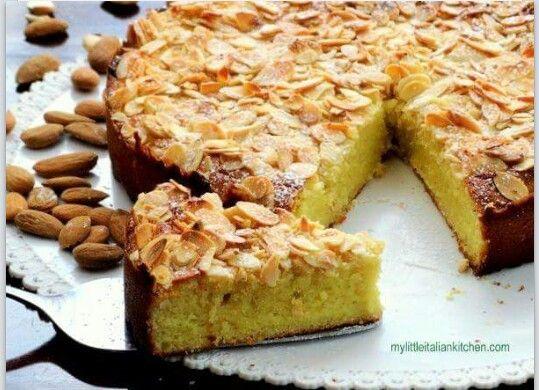 Almond Ricotta and Lemon Cake Gluten Free http://www.mylittleitaliankitchen.com/almond-ricotta-and-lemon-cake-gluten-free/