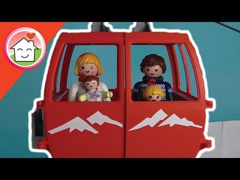 Playmobil Film Deutsch Ski Fahren Seilbahn Kinderserie Von Familie Hauser Youtube In 2020 Playmobil Kinderserien Skifahren