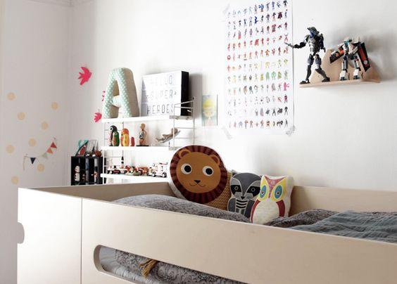dormitorio infantil rafa kids