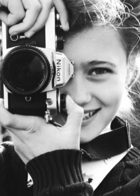 canon girl here... but a Nikon would work. :)
