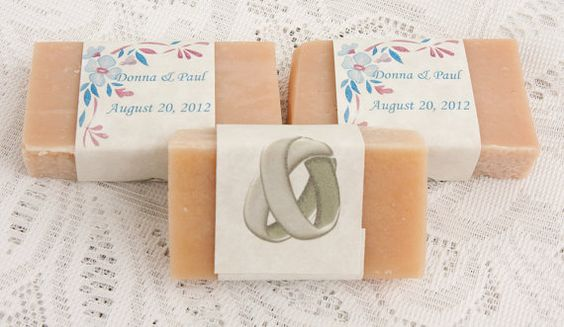 Wedding Beer Soap Favors100 by beersuds on Etsy, $200.00