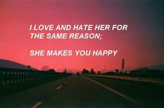 If happy is her, I\'m happy for you. | Sad | Pinterest