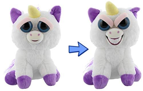 Feisty Pets Expressions Sly Glenda Glitterpoop The Unicor Https Www Amazon Com Dp B07cv56yqm Ref Cm Sw R Pi Dp U X Kv5cdbaz2wzx1 Unicorn Plush Plush Pets
