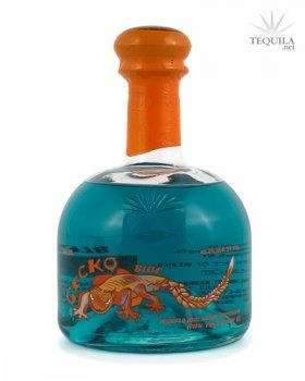 Gecko Tequila Reposado Blue - Tequila Reviews at TEQUILA.net