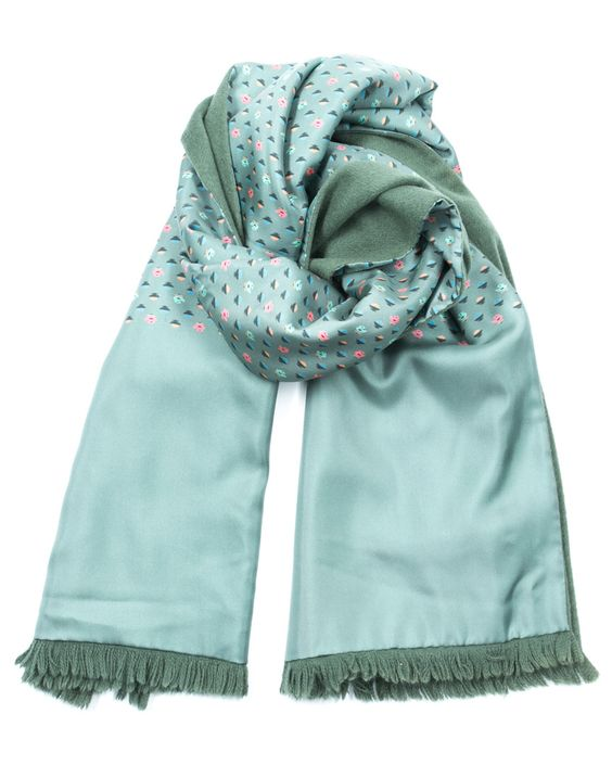 Hermes Angora & Silk Scarf is on Rue. Shop it now.
