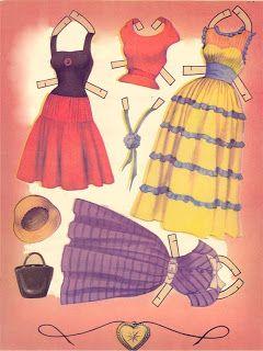 Bonecas de Papel: Juliet Jones-clothes 2
