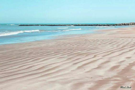 Chipiona beach
