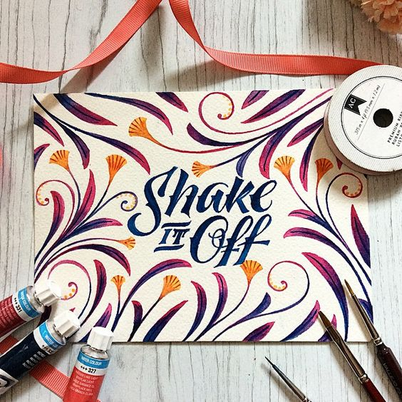 Shake it off by Patrick Cabral