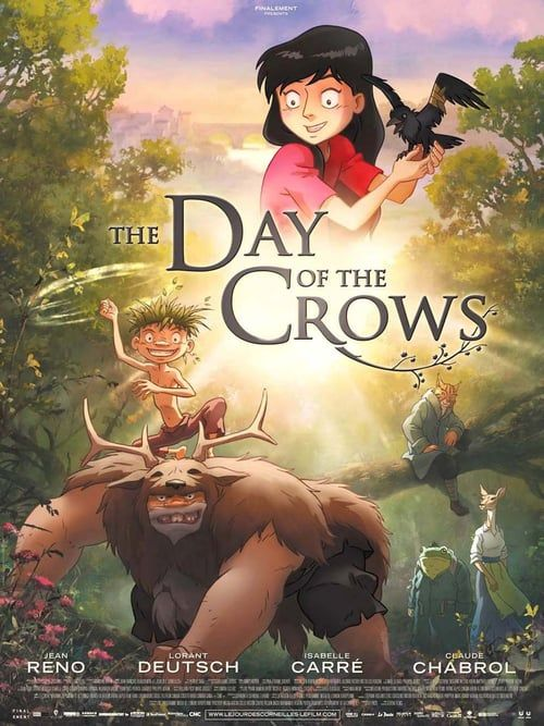 Regarder The Day Of The Crows Film Complet Streaming 720p In Francais Dubbed In 2020 Crow Movie Film D Night Film