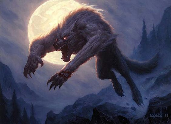 Image result for female werewolf muscles