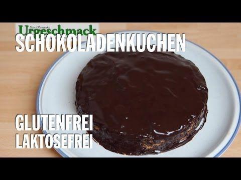 Schokoladenkuchen glutenfrei und laktosefrei (Paläo, Steinzeiternährung, LCHF) (Ep. 134) - YouTube