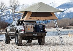 All-Pro Expedition Series Pack Rack