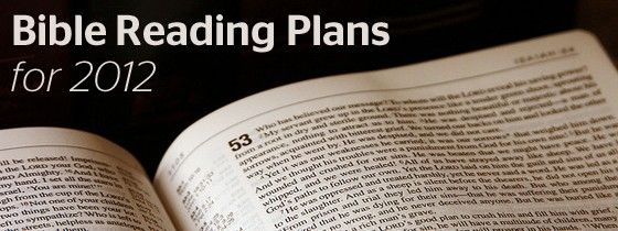 Doing The Bible Reading Plan for Shirkers and Slackers