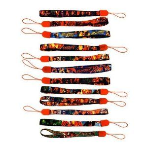 Marvel Superhero Wristbands Vending Toys Set of 12 Great for Party Favors Goodie Bags