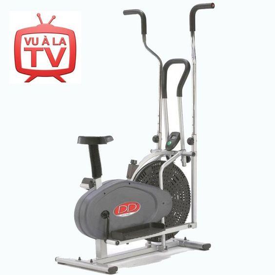 129.99 € ❤ #Sport et #Cardio - #DAVIDDOUILLET #Vélo elliptique d'appartement Orbit #Gym ➡ https://ad.zanox.com/ppc/?28290640C84663587&ulp=[[http://www.cdiscount.com/le-sport/fitness-musculation-yoga/david-douillet-velo-d-appartement-orbit-gym/f-1210408-e0221.html?refer=zanoxpb&cid=affil&cm_mmc=zanoxpb-_-userid]]