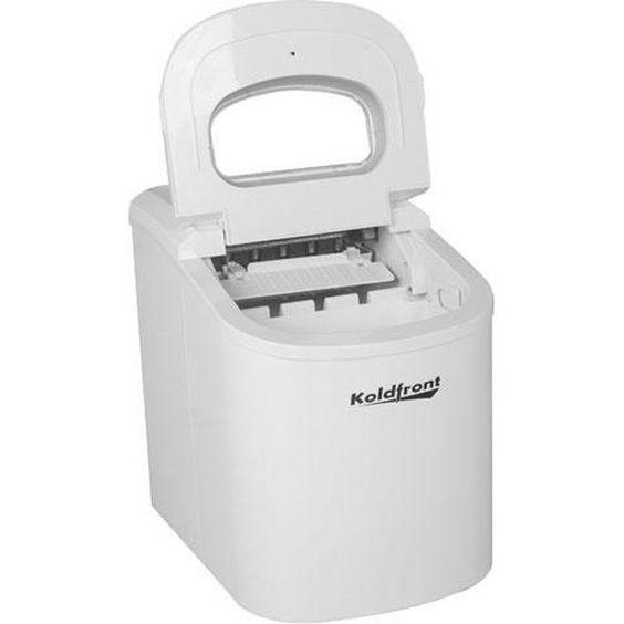 Koldfront Portable Countertop Ice Maker : portable ice compact portable ultra compact maker kim202w cube maker ...