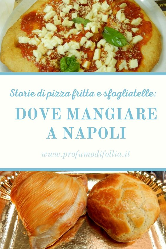 Dove mangiare a Napoli: copertina Pinterest