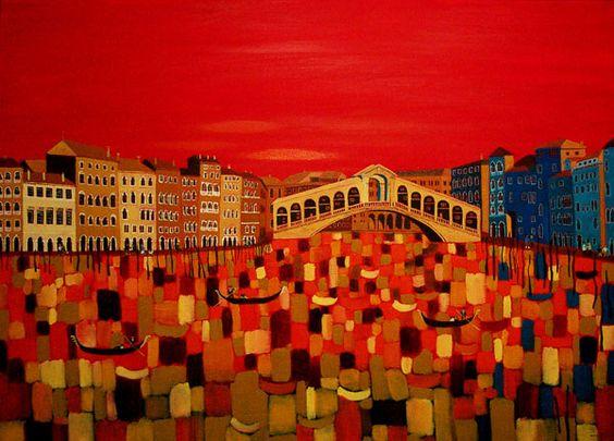 Ponte Di Rialto, Venice - Mark Kaiser