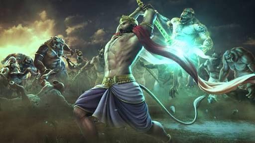 Image Result For Hanuman Angry Hd Wallpaper Hanuman Images Hanuman Wallpaper Hanuman