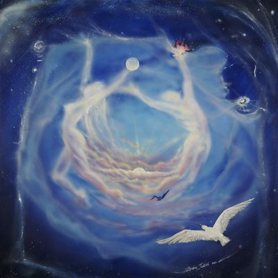 Children of the Star Goddess by Anodea Judith | ART & Spirituality ...