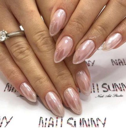 Nails acrylic ballerina short 61 ideas #nails