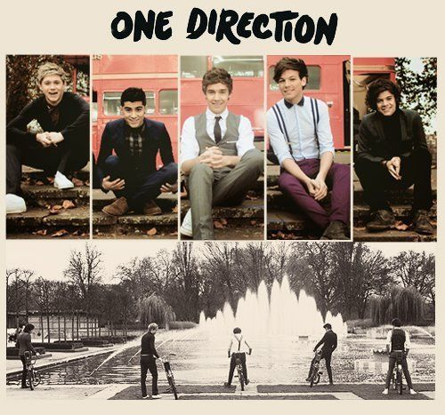 It's official: I've fallen in love with the band One Direction. <3