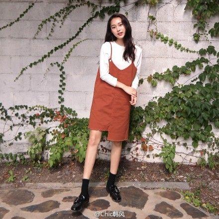 Chic韓風:| Chic Style | 高個子女生這樣穿 - 微博精選 - 微博台灣站