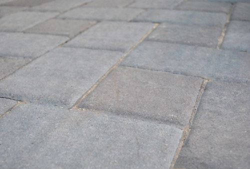 DIY patio - splurging on polymeric sand for the cracks - already pinned the original patio process, this is a redo YHL