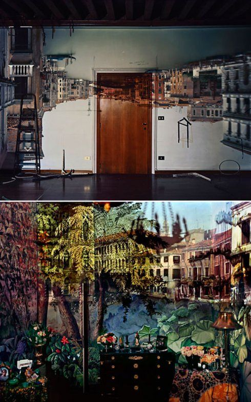 Camera Obscura Rooms
