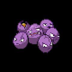 Pokemon Fusion - wheezing and execute