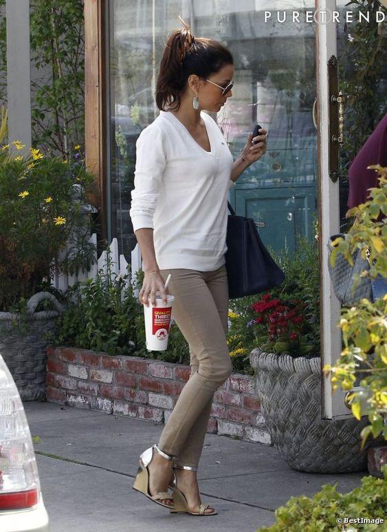 eva longoria style | Eva Longoria, un mini gabarit au style bling. - Photos
