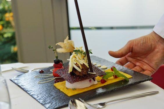 """Ristorante """"La Terrazza""""  im  Parco San Marco Resort ist ein Restaurant der klassischen italienischen gehobenen Küche. Den Bericht über das Gourmet-Menü HIER!"""