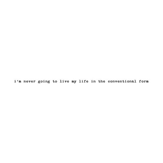 oli sykes quote. ❤ liked on Polyvore featuring words, phrase, quotes, saying and text