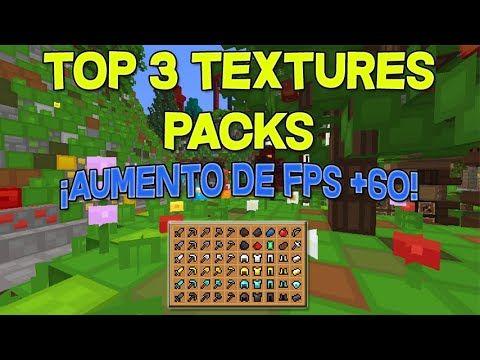 Top 3 Texture Packs Para Minecraft 1 16 Sin Lag Aumento De Fps Para Minecraft Top
