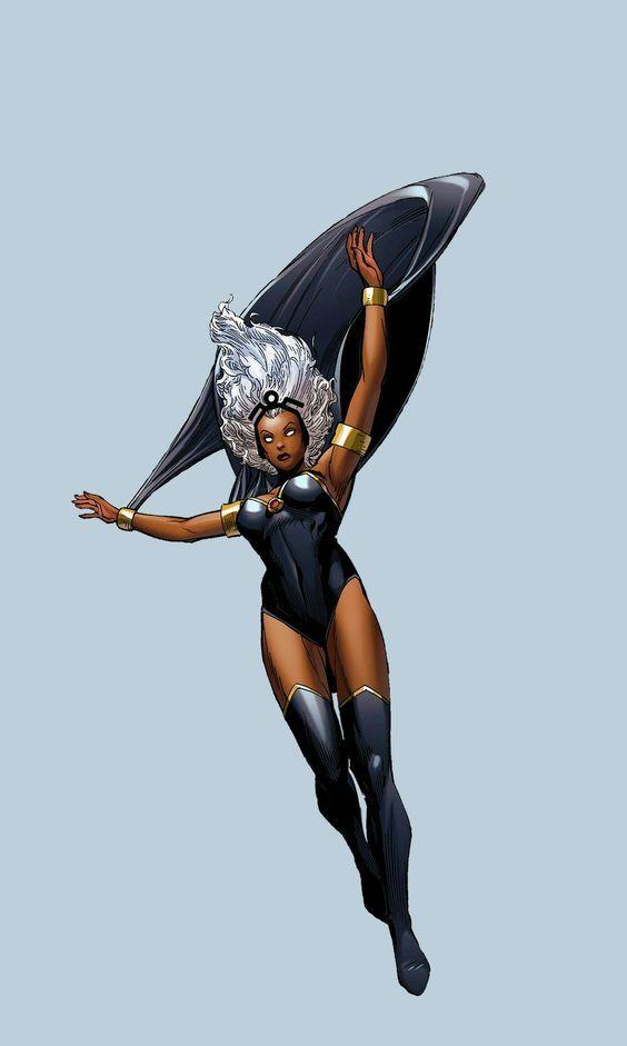 Pin By Miljan Jocic On Art Storm Marvel Marvel Girls Marvel Heroes