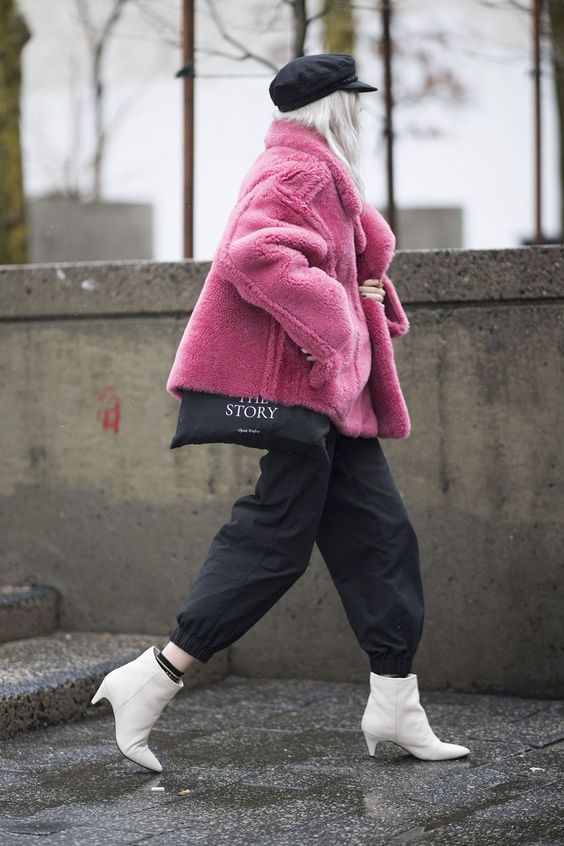 New York Fashion Week AW18: Street Style | Glamour UK