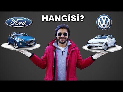 Karsilastirma Ford Fiesta Vs Vw Polo Youtube Ford Polo Ve Santa Monica