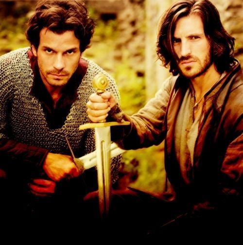 BBC Merlin | Sir Lancelot & Sir Gwaine.