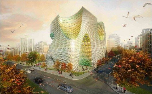 Inspiring architecture and design ~ Designed by LAVA ~ Laboratory for Visionary Aerchitecture