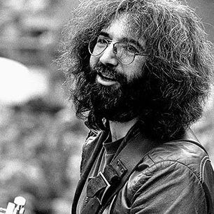 "Jerry Garcia. #13 greatest guitarist of all time. Garcia was a folk and blue-grass obsessive who started playing guitar at fifteen. It was those roots, as well as a lifelong love of Chuck Berry, that gave his astral experiments with the Grateful Dead a sense of forward momentum. Garcia could dazzle on slide (""Cosmic Charlie"") or pedal steel (""Dire Wolf""), but his natural home was playing lead onstage, exploring the frontier of psychedelic sound. The piercing lyricism of this tone was all the…"