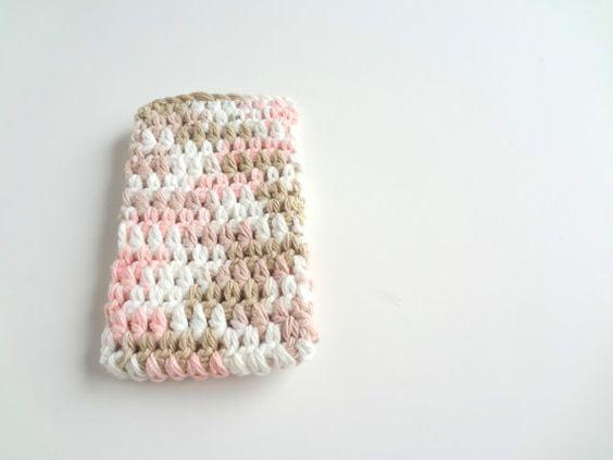 Crochet IPhone Case. Mobile Accessories. by FashionelleStudio, $16.99