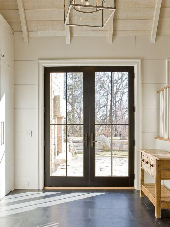 Brooke d 39 orsay french doors and glass doors on pinterest for French doors back porch