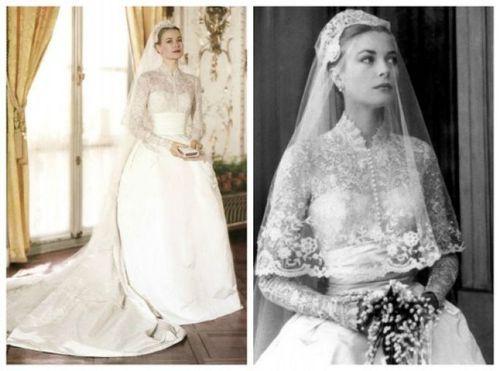 princesse grace robe de mariée